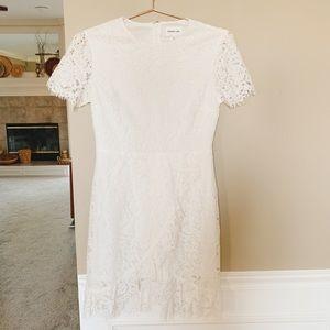 White Lace VICI Dress